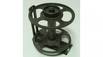 Титановая катушка для подводной охоты внешний вид
